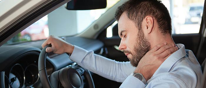Auto Injury Relief with Chiropractic Care